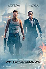 White House Down Book Cover
