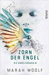 Zorn der Engel Book Cover