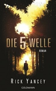 Die 5. Welle Book Cover