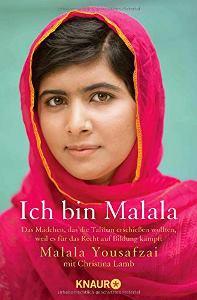 Ich bin Malala Book Cover