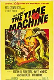Die Zeitmaschine Book Cover