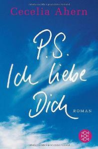 P.S. Ich liebe Dich Book Cover