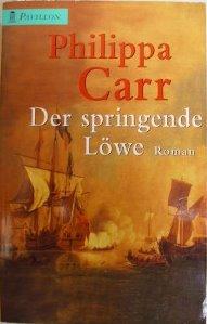 Der springende Löwe Book Cover