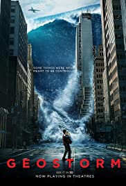 Geostorm Book Cover