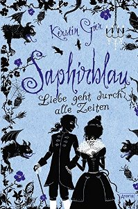 Saphirblau Book Cover