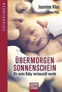 Übermorgen Sonnenschein Book Cover
