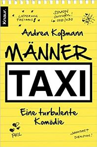 Männertaxi Book Cover