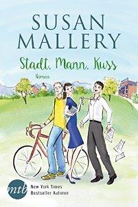 Stadt, Mann, Kuss Book Cover