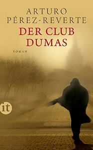 Der Club Dumas Book Cover