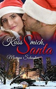 Küss mich, Santa Book Cover