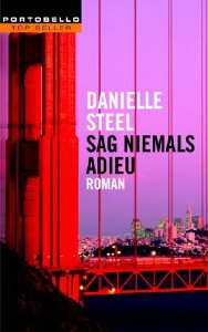 Sag niemals adieu Book Cover