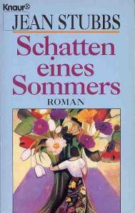 Schatten eines Sommers Book Cover