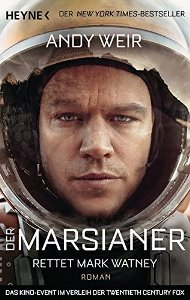 Der Marsianer – Rettet Mark Watney Book Cover