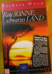 Rote Sonne, schwarzes Land Book Cover
