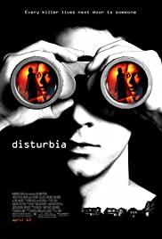 Disturbia - Auch Killer haben Nachbarn Book Cover