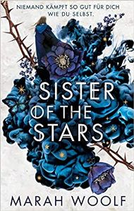 Sister of the Stars Book Cover