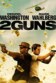 2 Guns Book Cover