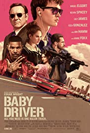 Baby Driver Book Cover