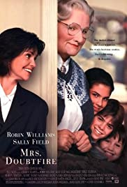 Mrs. Doubtfire - Das stachelige Kindermädchen Book Cover