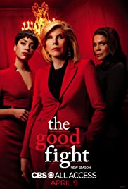 The Good Fight – 2. Staffel Book Cover