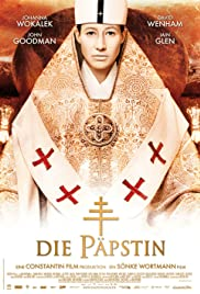 Die Päpstin Book Cover