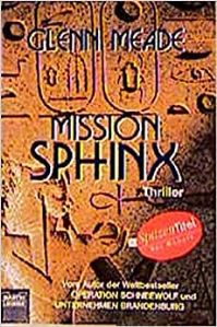 Mission Sphinx Book Cover
