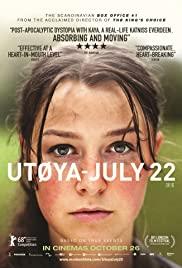 Utøya 22. Juli Book Cover