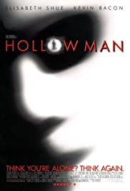 Hollow Man - Unsichtbare Gefahr Book Cover
