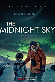 The Midnight Sky Book Cover