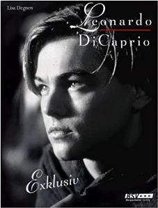 Leonardo DiCaprio Exklusiv Book Cover