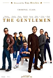 The Gentlemen Book Cover